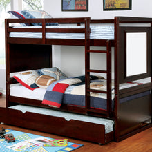 CM-BK901EX - Glendale Twin/Twin Bunk Bed with Drawing Board