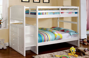 CM-BK922T - Appenzell Twin over Twin Bunk Bed