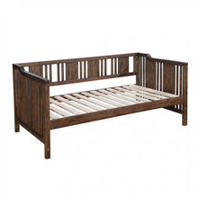 CM1767 Twin Daybed - Petunia Dark Walnut Finish Transitional Style Daybed