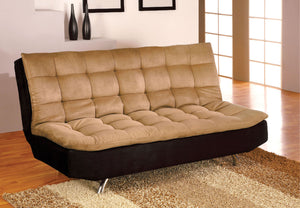 CM2574M - Malibu Adjustable Futon Sofa Bed