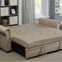 CM2603 - Iona Adjustable Pull-out Futon Sofa Bed