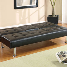CM2666 - Orinda Black Adjustable Sofa Bed