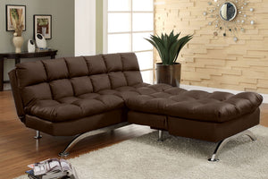 CM2906DK  Aristo Leatherette Sofa Bed