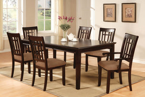 CM3100T - Central Park Dining Table Set 7-Piece Set