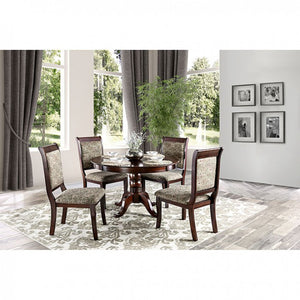 CM3224RT - Nicholas Dining Table with 4 Chairs
