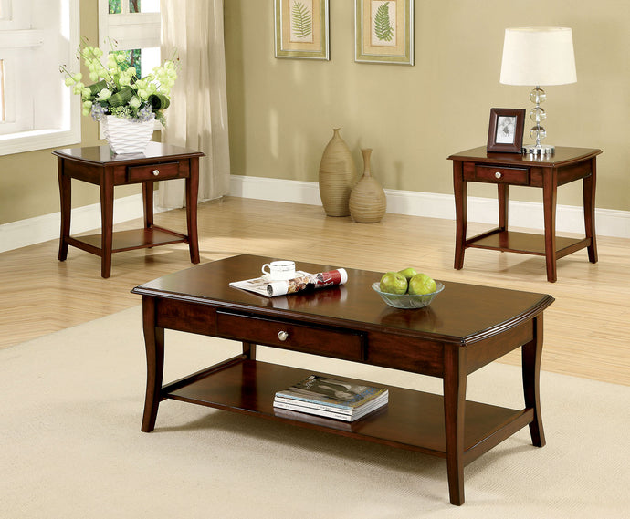 CM4702-3PK - Lincoln Park Coffee Table Set