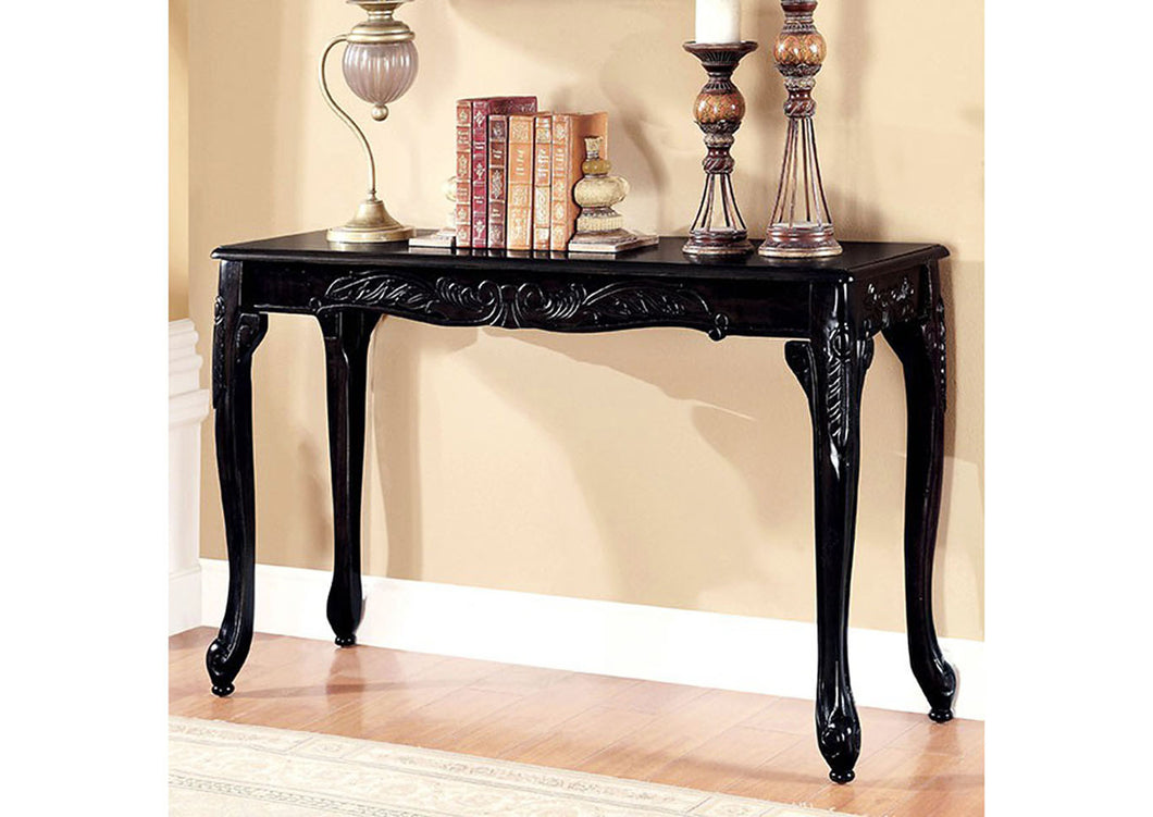 CM4914BK-S - Cheshire Black Sofa Table
