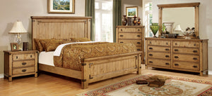 CM7449 - Pioneer Queen Bed