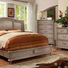 CM7611 - Belgrade II Queen Platform Bed