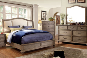 CM7612 - Belgrade II Queen Platform Bed