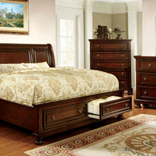 CM7683 - NorthviIIe Queen Storage Platform Bed
