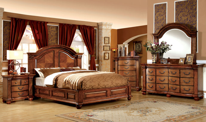 CM7738 - Bellagrand Queen Bed