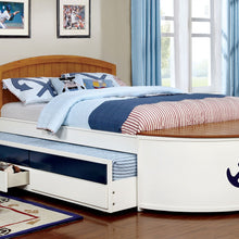 CM7768T - Voyager Twin Captain Trundle Bed