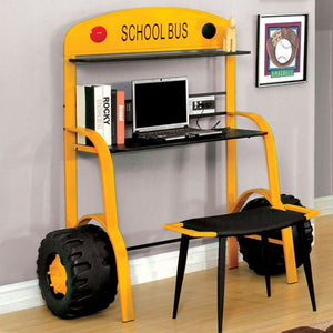 CM7797 School Bus Design Twin Bed
