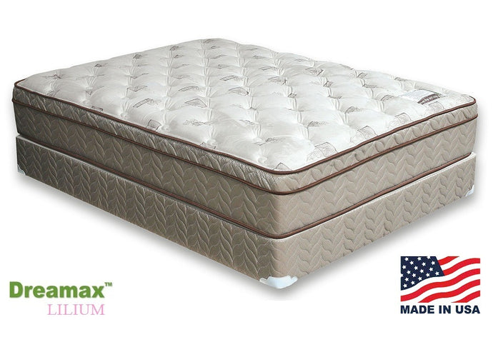 DM318 Lilium Euro Pillow Top 13
