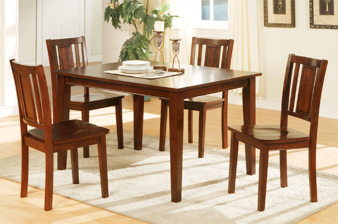 F2249 - Logan Dining Table with 4 Chairs