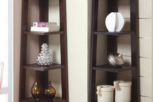 F4613 Contemporary Corner Shelves