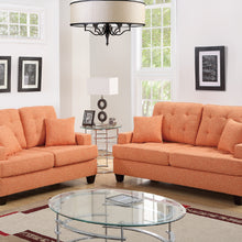 F6503 - Donna Sofa and Loveseat Set