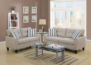 F6534 - Jessi Sofa and Loveseat Set