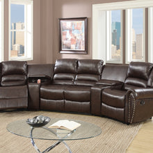 F6748 Cassia Home Theater Recliner Sectional