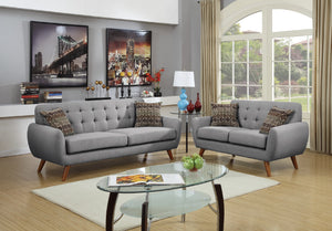 F6912 - Danika Sofa and Loveseat Set