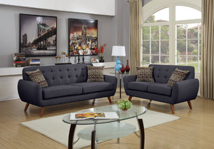 F6913 - Danika Sofa and Loveseat
