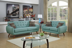 F6914 - Danika Sofa and Loveseat Set
