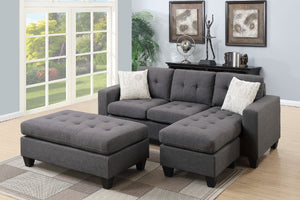 F6920 - Eddy All-In-One Reversible Sectional