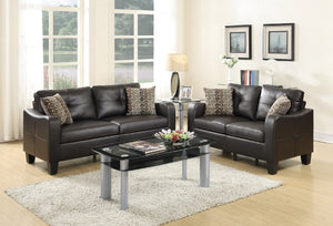 F6921 - Meli Sofa and Loveseat Set