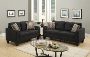 F6922 - Meli Sofa and Loveseat Set