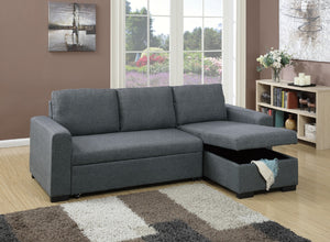 F6931 - Josh Convertible Sectional Sofa