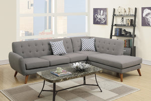 F6953 - Lily 2-PCs Sectional Sofa