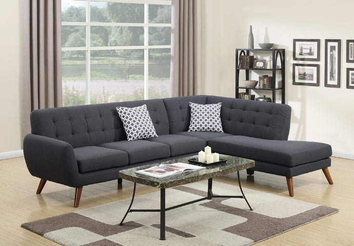 F6954 - Lily 2-PCs Sectional Sofa