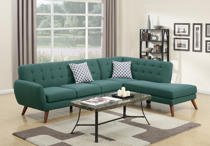 F6955 - Lily 2-PCs Sectional Sofa
