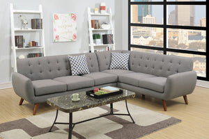 F6961 - Lily 2-PCs Sectional Sofa