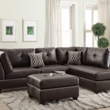 F6973 - Maya Reversible Sectional with Ottoman