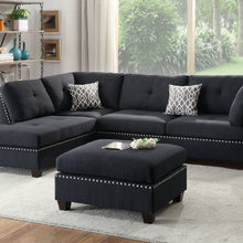 F6974 - Maya Reversible Sectional with Ottoman