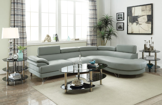 F6984 Dominic 2-PCs Sectional Sofa