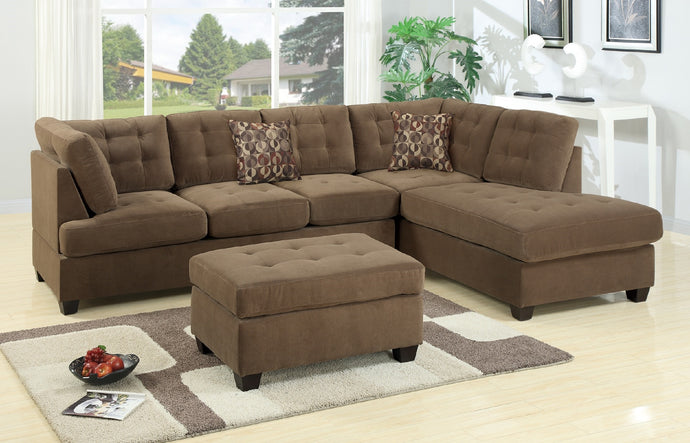 F7140 - Pedro Reversible Sectional Sofa