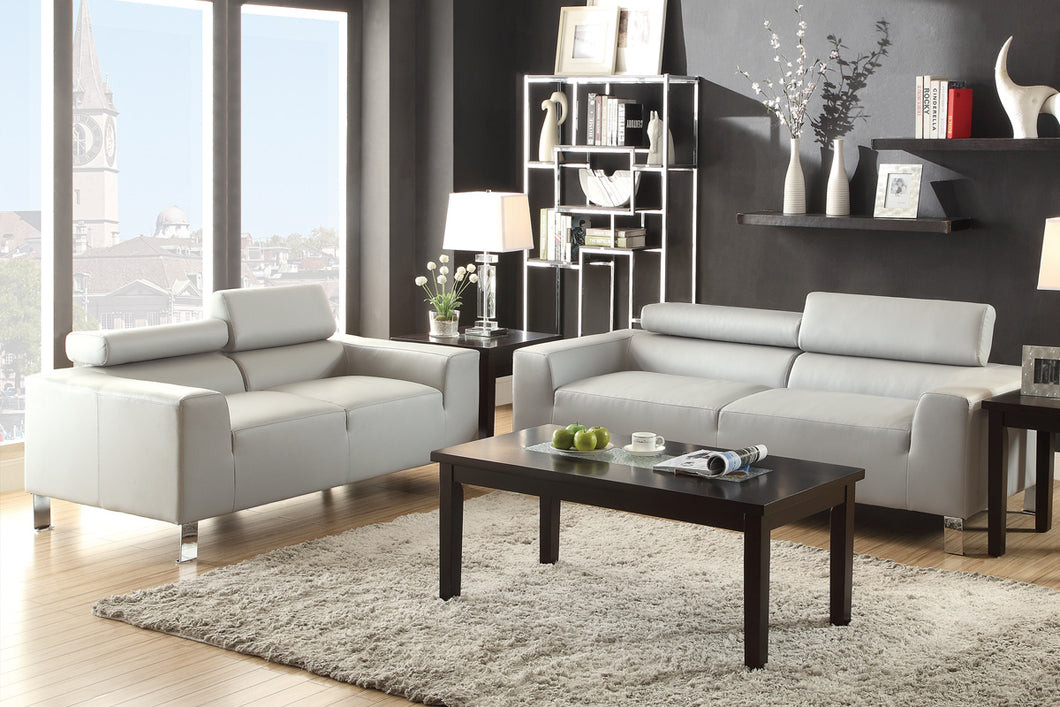 F7265 - Metropolitan Sofa and Loveseat