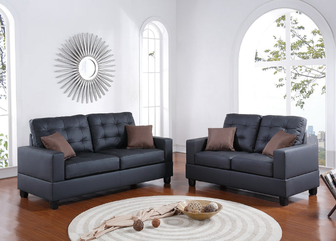 F7855 - Donna Sofa and Loveseat Set