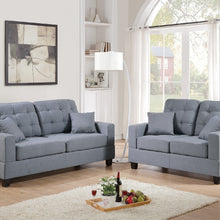 F7858 - Donna Sofa and Loveseat Set