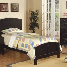 F9208 - Stanton Black Twin Bed