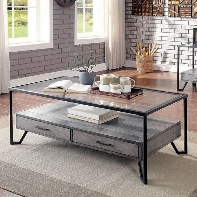 CM4348C - Ponderay Coffee Table