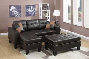 F6927 - Eddy All-In-One Sectional