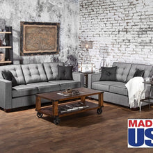 SM8801 - Ravel Sofa - MADE IN USA