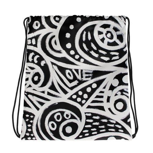 Sworld Drawstring bag
