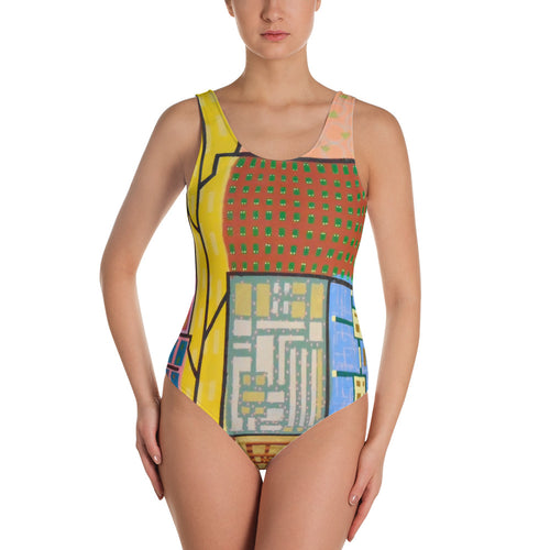 CL One-Piece Swimsuit