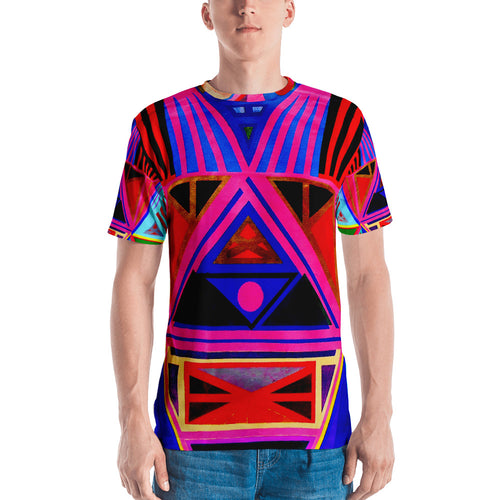 Kente Men's T-shirt