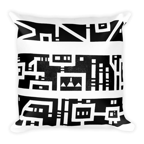 Code Basic Pillow